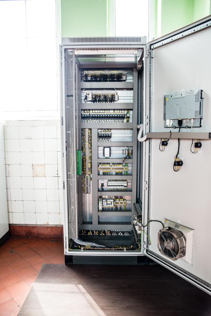 Wymiana układów automatyki oraz instalacji elektroenergetycznych EW Bledzew